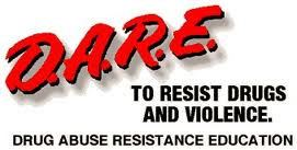 Drug Abuse Resistance Education Logo