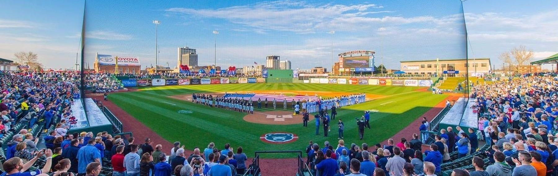 Click here for the 2017 South Bend Cubs schedule